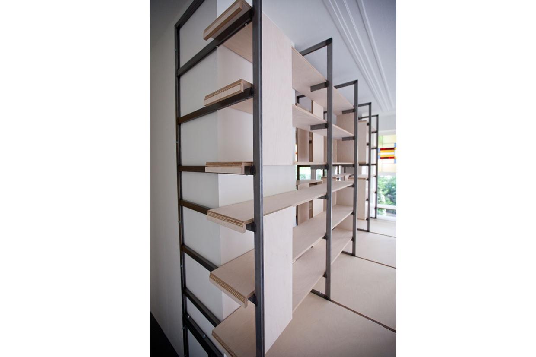 Keuken Met Trap : Trap kastenwand en keuken maakwerk : maakwerk