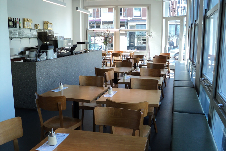 Urban Espresso Bar Rotterdam overzicht