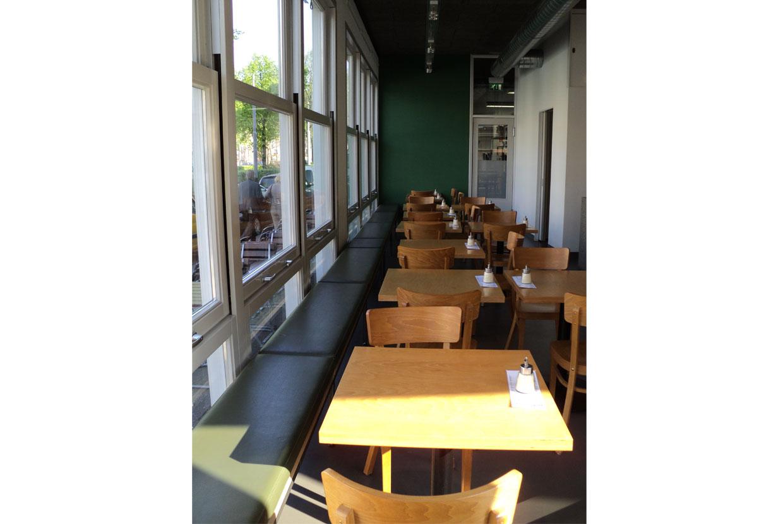 Urban Espresso Bar Rotterdam bank