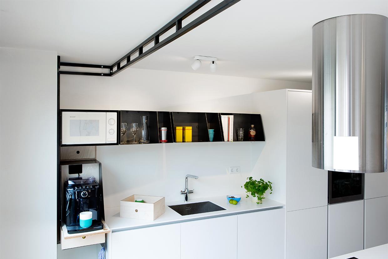 Keuken Wandkast 8 : Display meubel keuken maakwerk maakwerk